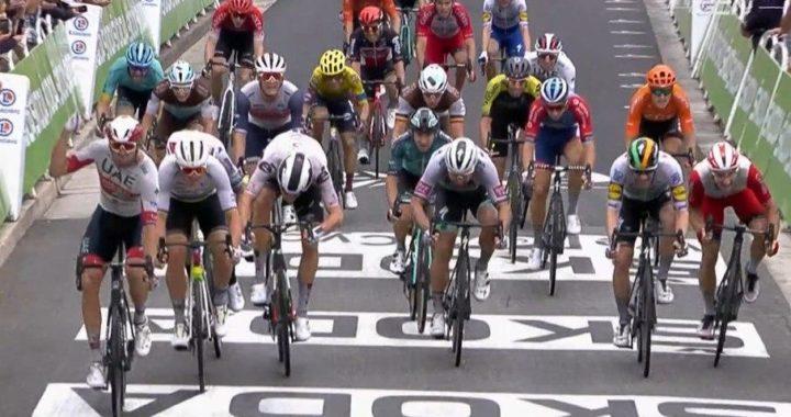 Kristoff ganado la primera estap Tour de Francia 2020