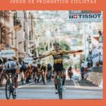 COPA EN RUTA 2021. Un juego de pronósticos de ciclismo en ruta